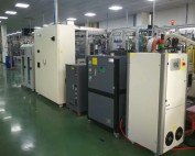 air-cooled industrial chiller for plastic injection molding machine