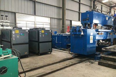 Industrial Chiller For Hydraulic Oil Cooling