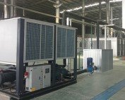 Central Chiller For The Painting Equipments Cooling