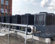 Air Cooled Modular Chillers For Process Cooling System