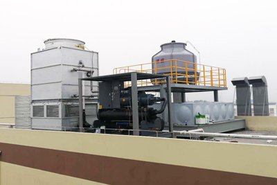 High Efficiency Evaporative Cooling Water Chiller